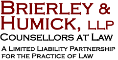 The Law Firm of Brierley & Humick, LLP